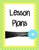 Teacher Binder Dividers and Beginning Year Information Sheets: Polka Dot Theme