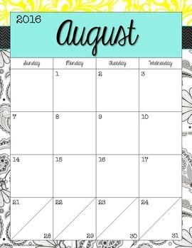 Teacher Binder Editable, Lesson Plan Book, Calendar, Gradebook and More
