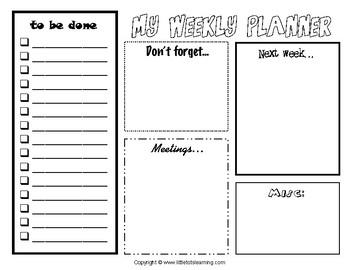 EDITABLE Teacher Binder - Teacher Planner