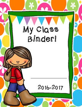 Teacher Binder Essentials **FREE**