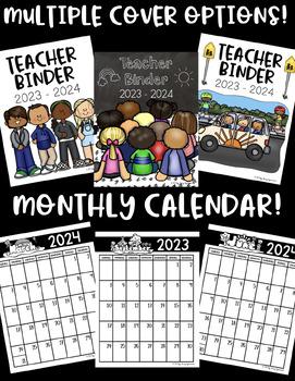 Teacher Binder! Get ORGANIZED for the 2017-2018 School Year!!!