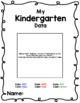 Teacher Binder & Kindergarten Data Forms Bundle *EDITABLE*