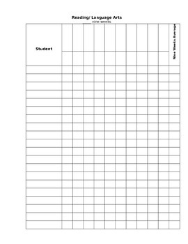 Teacher Binder Lesson Plan Template