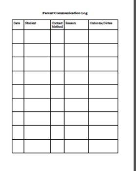 Teacher Binder: Minimalist Essentials