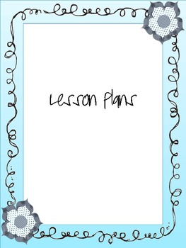 Teacher Binder Pages Freebie!