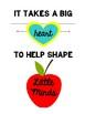 "Editable Teacher Binder and Lesson Plan Book (ECSE)- ""School Supplies"""