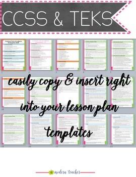 Teacher Binder and Planner Editable :: Free Updates (Rainbow Chalkboard)
