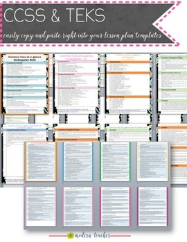 Teacher Binder and Planner Editable :: Free Updates - Pink Paisley Theme