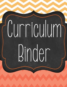 Teacher Binder Pretty Peach