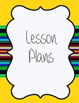 Teacher Binder Separator Basics