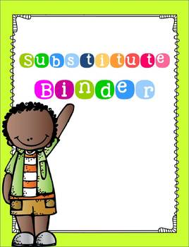 Teacher Binders with Colorful Dots