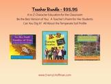 Teacher Book Bundle