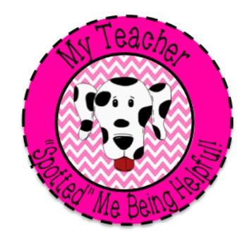 Teacher Brag Tags Buttons 2