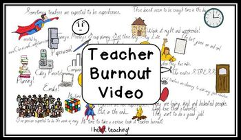 FREE Teacher Burnout Video