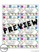 Teacher Business Cards - Flowers *EDITABLE*