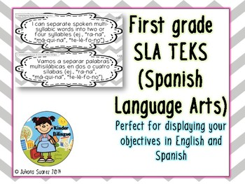 Teacher CHEVRONBilingualFirstgradeSLATEKSinEnglishandSpanish