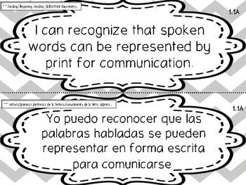 Teacher CHEVRONBilingualFirstgradeSLATEKSinEnglishandSpanish