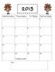 Teacher Calendar Organization Pack