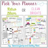 Teacher Calendar Planner