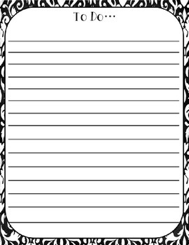 Teacher Calendar / Planner (editable)