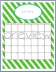 Teacher Chic SY 2015-2016 Calendar: Apple and Turquoise