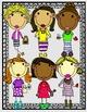 Teacher Clip Art Bundle! {Confetti and Creativity Clipart}