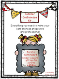 Teacher Conference Kit