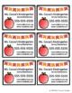 Teacher Contact Infomation Cards - Editable