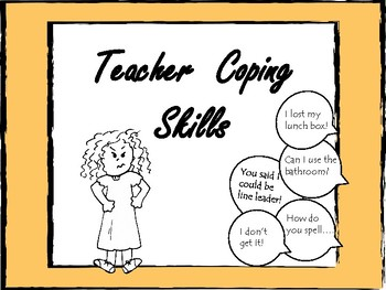 Teacher Coping Skills