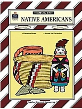 Teacher Created Materials-Native Americans Primary edition