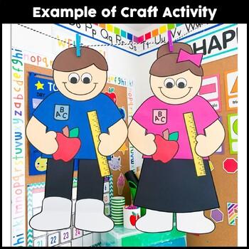 Community Helper Craft {Teacher}