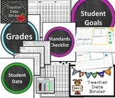 Not just for Texas Teachers -Teacher Data Binder.