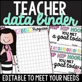 Teacher Data Binder: Primary Grades