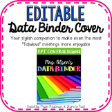 Teacher Data Binder (Cover)