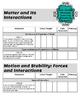 Teacher Data Tracking & Checklist Science Missouri Learning Standards 3rd Grade