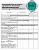 Teacher Data Tracking & Checklist Social Studies Missouri Learning Standards