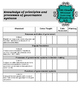 Teacher Data Tracking & Checklist Social Studies Missouri