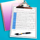 Teacher Data Tracking and Grade Book {5th Grade ELA & Math} EDITABLE