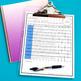 Teacher Data Tracking and Grade Book - 5th Grade ELA and Math - EDITABLE
