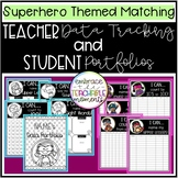 Teacher Data Tracking with Matching Student Data Portfolios