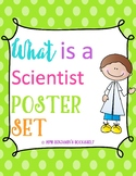 Science Poster Set {What is a Scientist?}