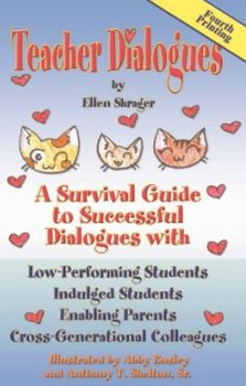Difficult Students, Difficult Parents, Discipline Nightmares, New Teacher Bible