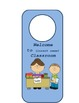 Teacher Door Hangers