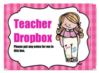 Teacher Dropbox