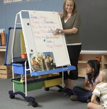 Teacher Easel