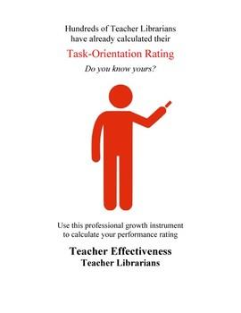 Teacher Effectiveness: Library Studies