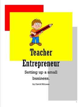 Teacher Entrepreneur