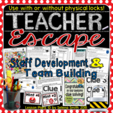 Teacher - Staff Escape / Lock Box