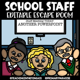 Teacher Escape Room (Escape Room for School Staff)