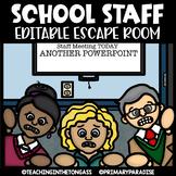 Teacher Escape Room (Escape Room for School Staff)